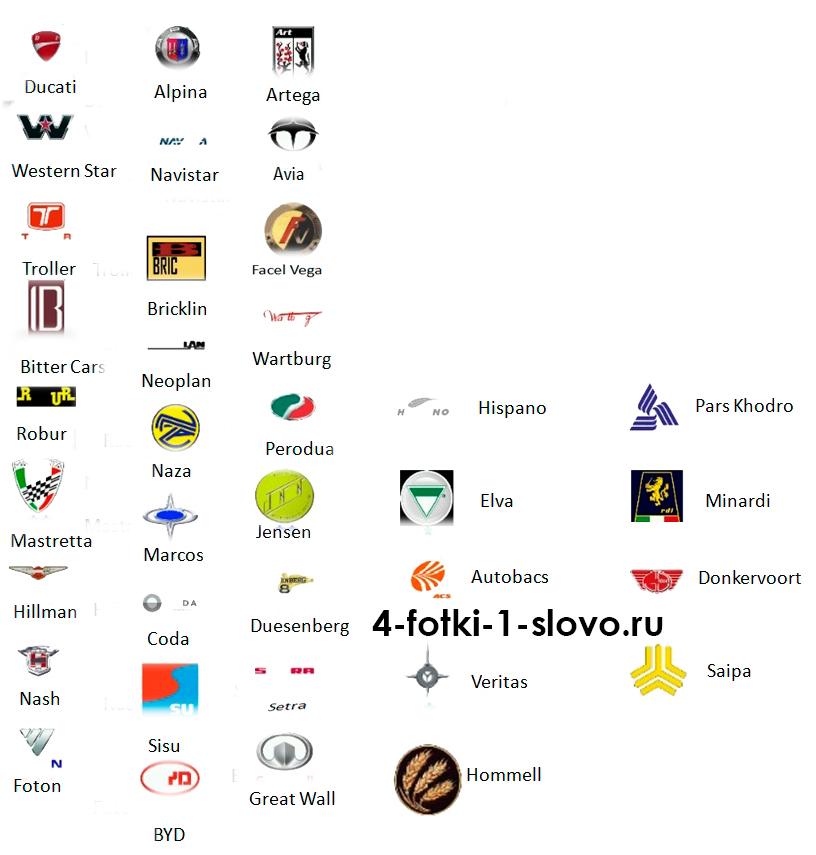 logos quiz логотипы: